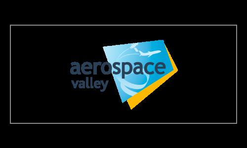 Logo Aerospace Valley - partenaire de U-Space