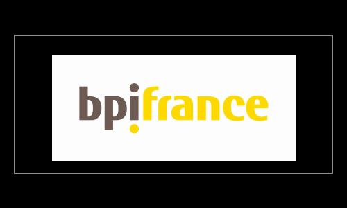 Logo de bpifrance  - partenaire de U-Space