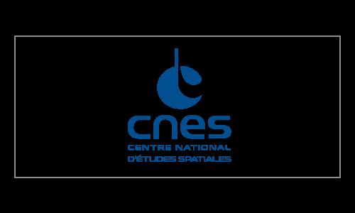 Logo du CNES - partenaire de U-Space