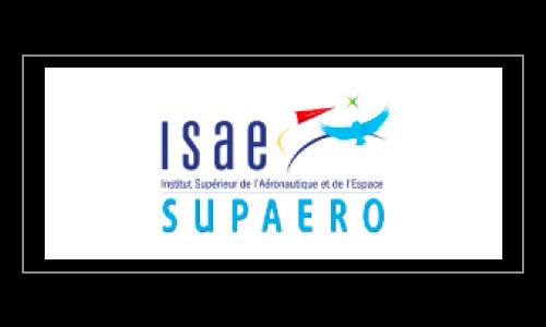 Logo de l'ISAE-SUPAERO  - partenaire de U-Space